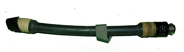 Anti-G Suit Hose with fitting