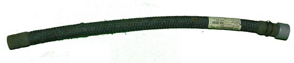 Firewell Oxygen Hose with Fitting