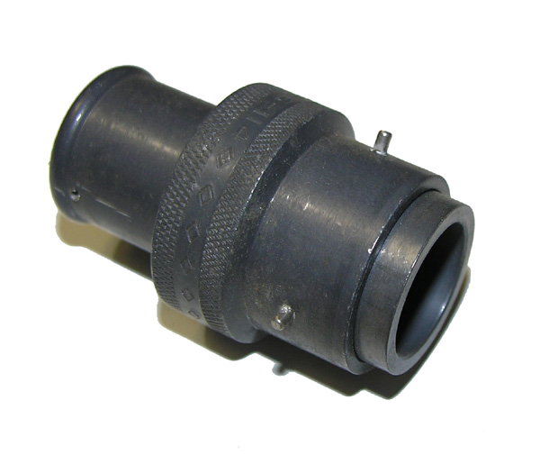 MBU Oxygen Mask 3-pin connector
