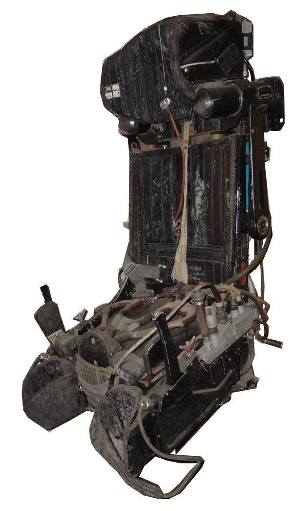 Russian Ejection Seat