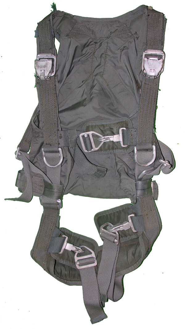 USAF Back Parachute Harness