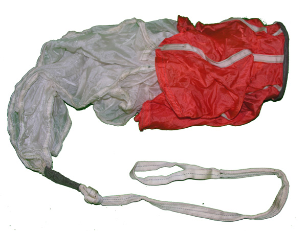 Russian or Chinese Parachute Spring Loaded Pilot Chute