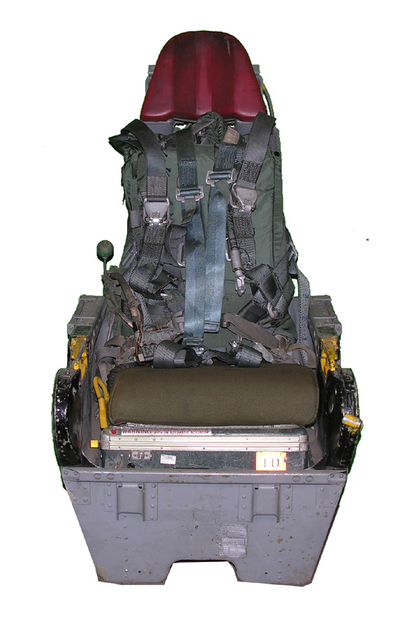 USAF TF-102 Ejection Seat