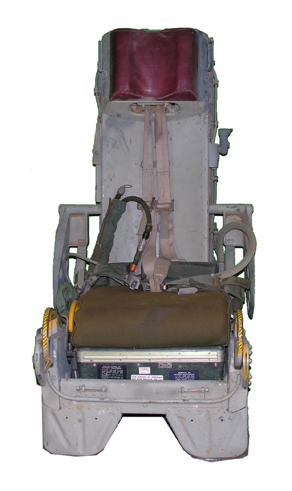 USAF F-106 Ejection Seat