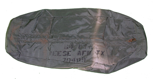 Rigger made Oxygen Mask Stowage Bag?