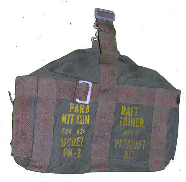 PK-2 Pararaft Kit Container