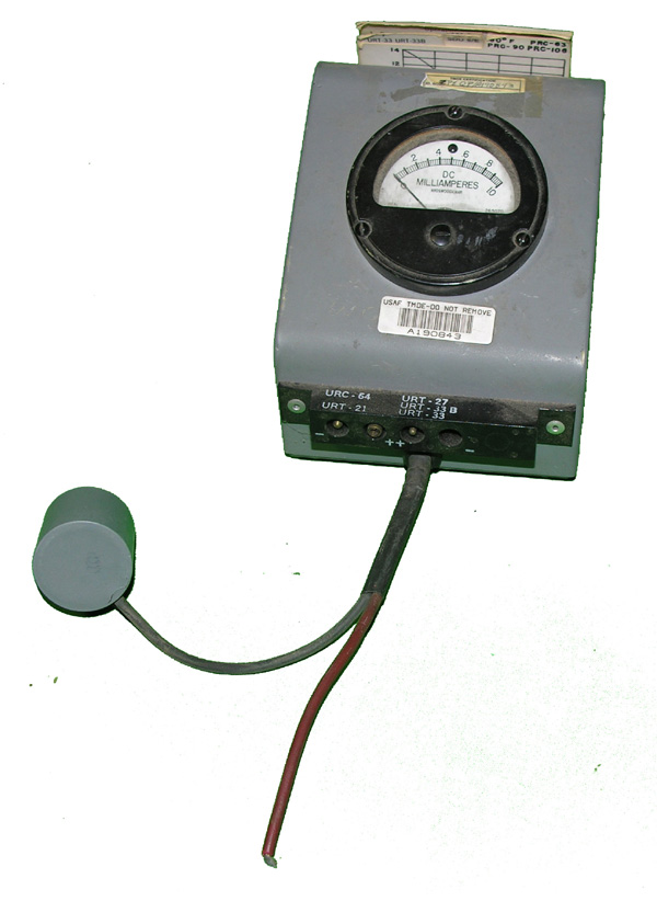 Survival Radio Battery Tester