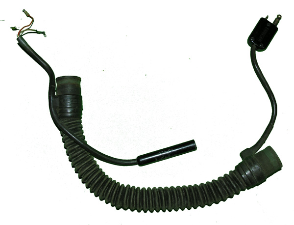 MS22001 Low Pressure Redar Oxygen Hose with Comm Cord