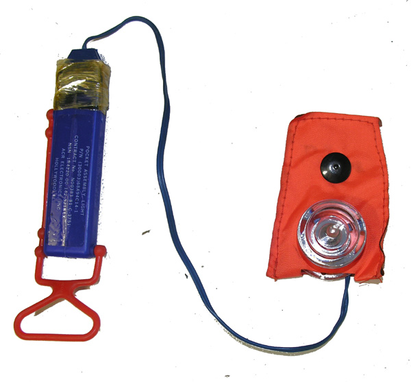 Survival Life Vest Light