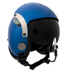 New Kevlar Fixed Wing Flight Helmet with Dual Visor Assembly