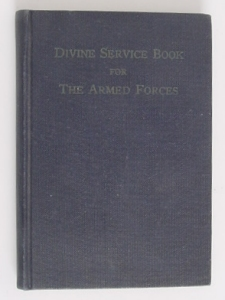 Divine Service Manual for the Armed Services