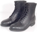 Addison Leather Flight Boots, with Steel Safety Toe - 9