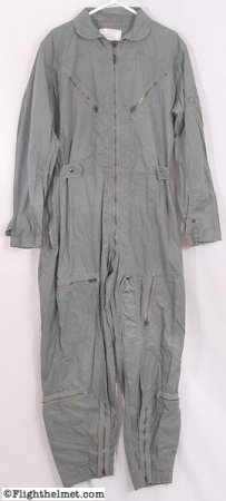 US Air Force Vietnam dated K-2B lightweight flight suit